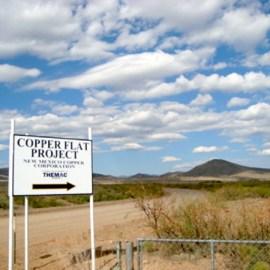 Copper Flat Mine hearings in September