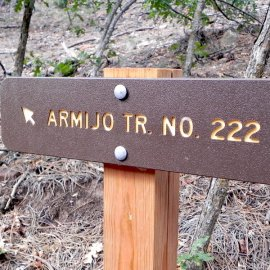Excursiones: Armijo Trail, September 1