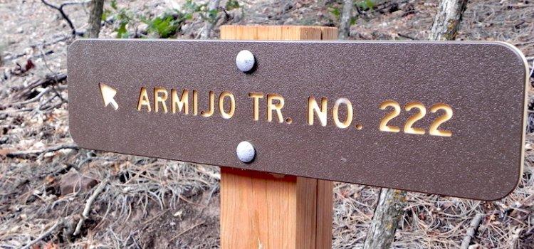 Excursiones: Armijo Trail, September 1