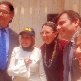 Carbon-free is New Mexico law! Gov. Lujan Grisham signs historic legislation