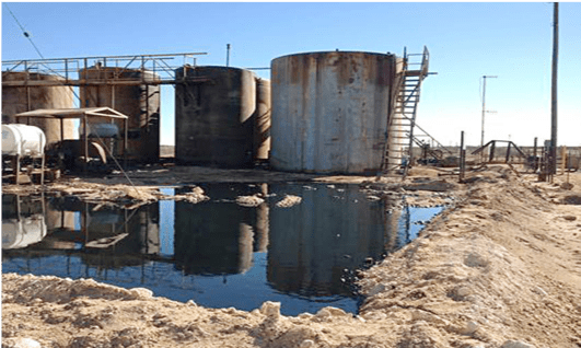 Fracking wastewater in our water, rivers and food?