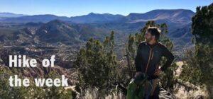 Hike of the Week: Suphur Canyon - Faulty - Armijo Trail Loop