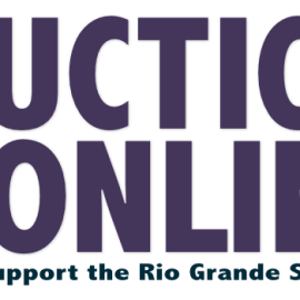 Support the Rio Grande Chapter by participating in our Auction