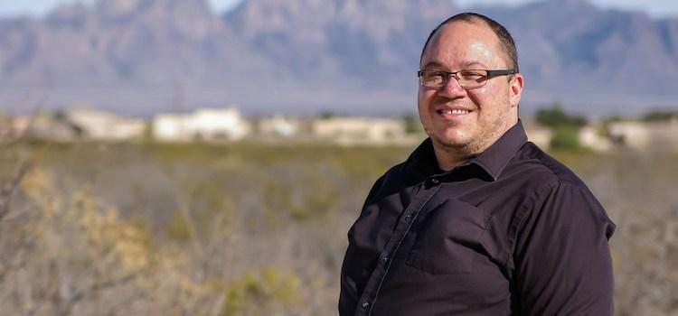 Meet our Staff – Luis Guerrero
