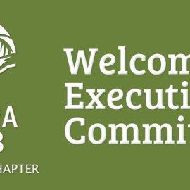 New Executive Committee members