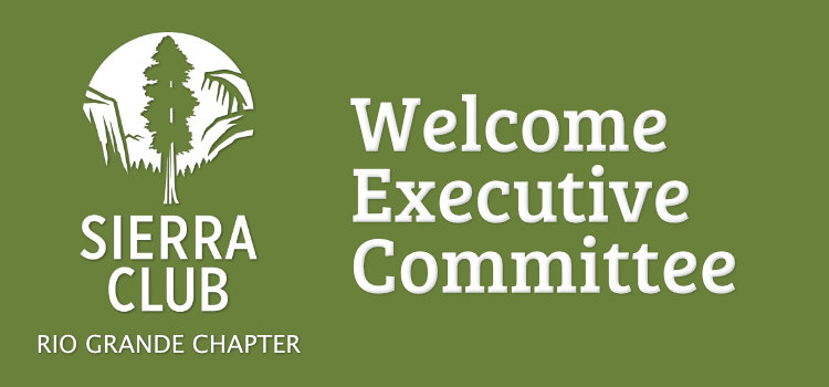 New Executive Committee members