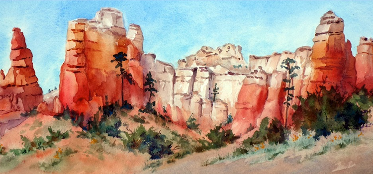 Virtual Art Show: New Mexico Watercolor Society