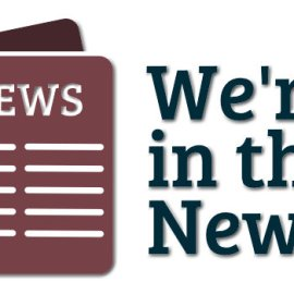 We're in the news: New Mexico Sustainability