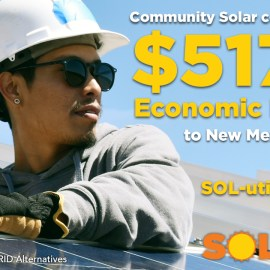 Let's build a clean-energy economy in New Mexico