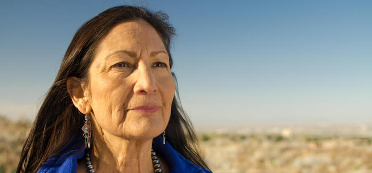 Sierra Club Welcomes Haaland as Secretary of the Interior