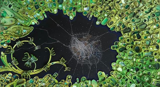 Virtual Art Show – Recycled Art