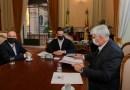 Governo autoriza início da dragagem do Canal da Feitoria