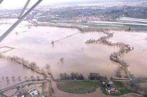 Rio Linda Flooding