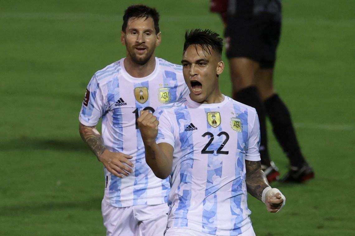 El campeón le ganó cómodo a Venezuela y ya piensa en Brasil