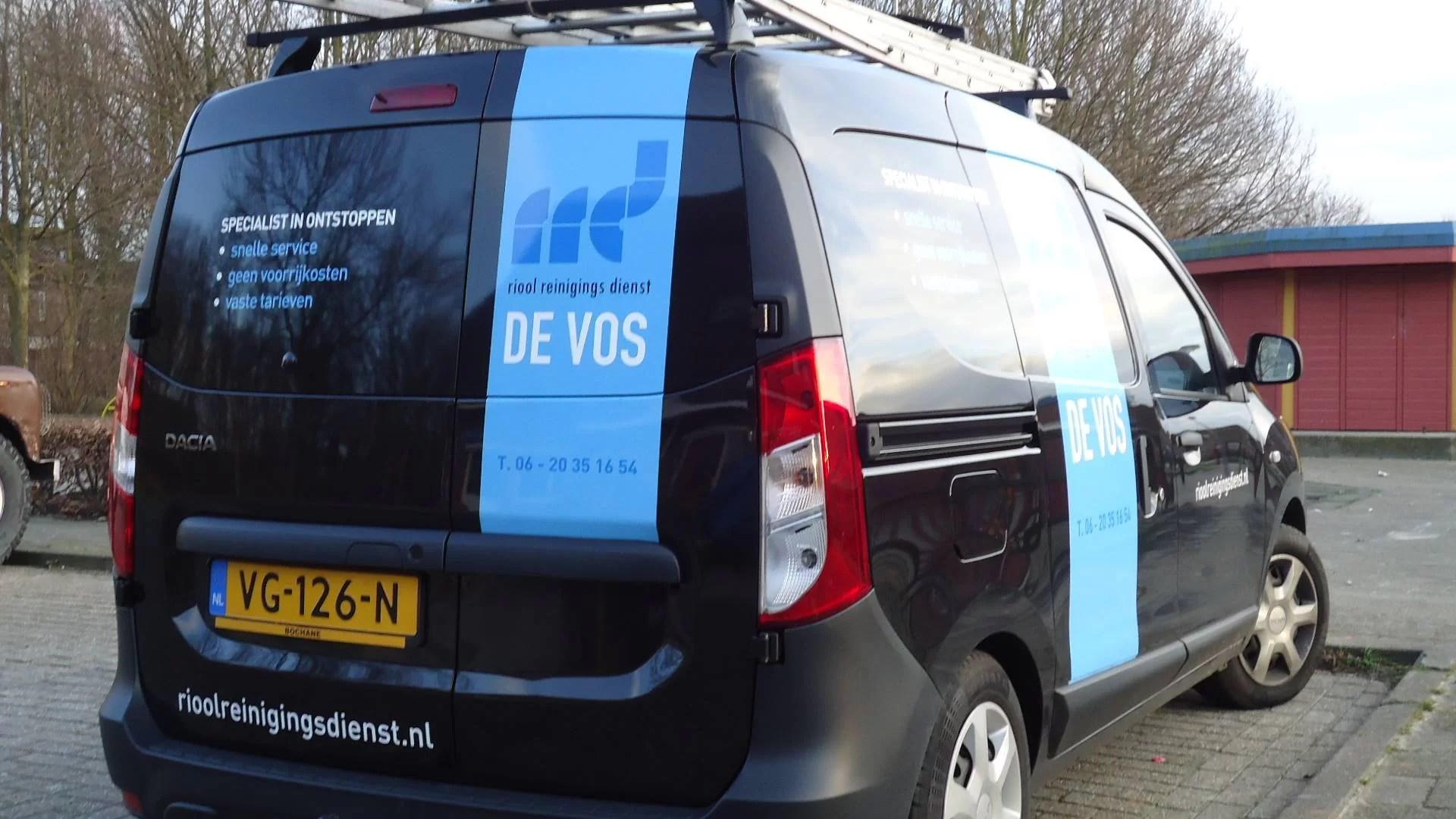 Riool Reinigings Dienst De Vos