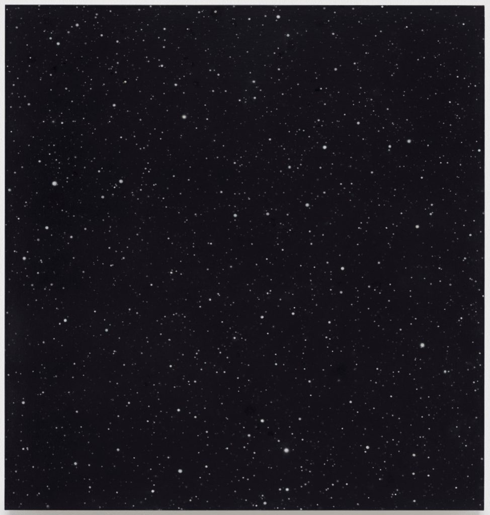Vija Celmins' Splendor Of Stars