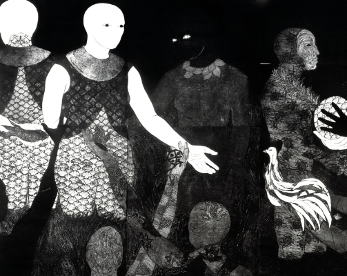 Perfidia(Perfidy), 1998 shortcrop
