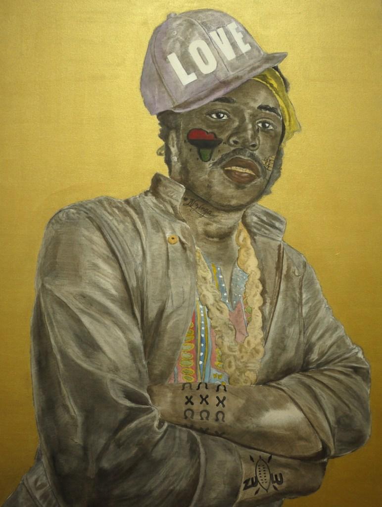 Umar Rashid / Frohawk Two Feathers