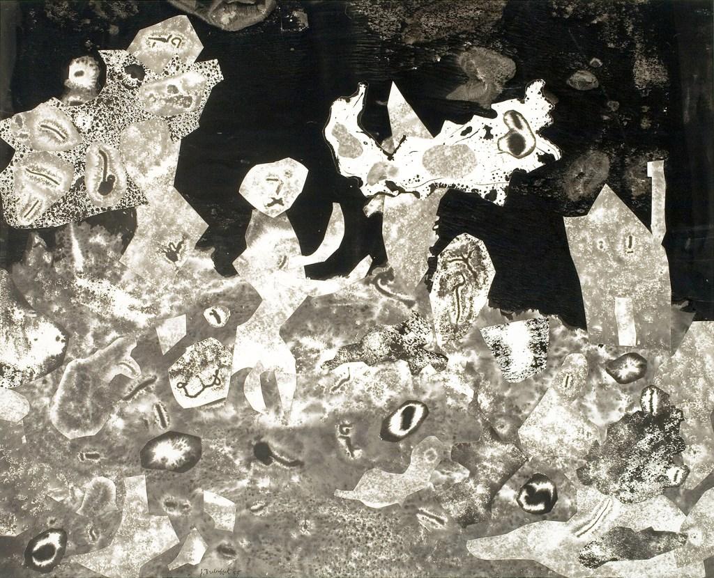 Dubuffet Drawings, 1935-62