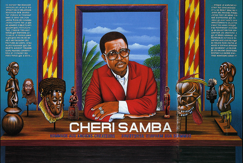 An Interview With Chéri Samba