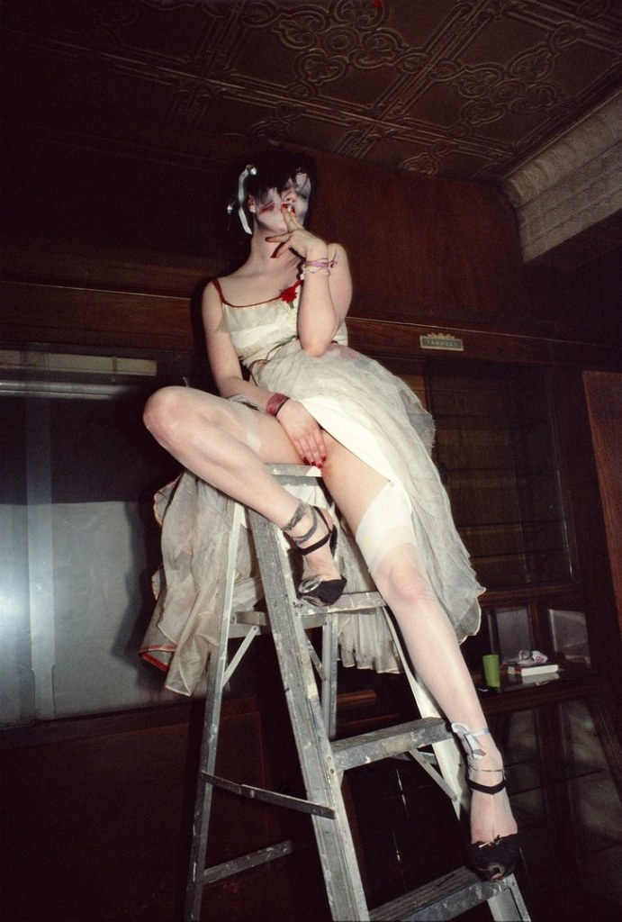Nan Goldin Breathes Word Into Her Seminal Work, <i>The Ballad Of Sexual Dependency</i>