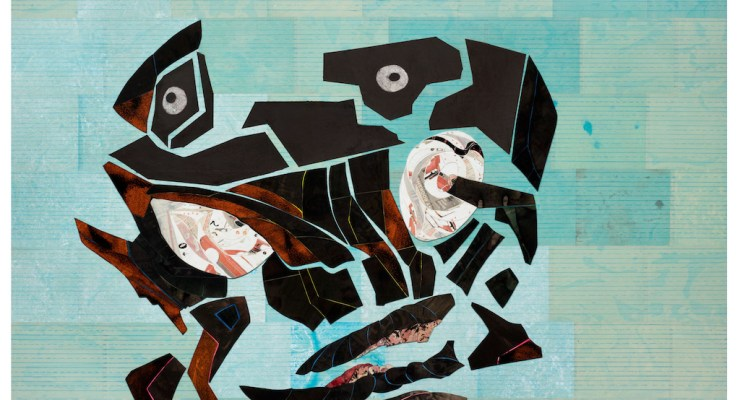 A Whale Fall Into Aquamarine Mind