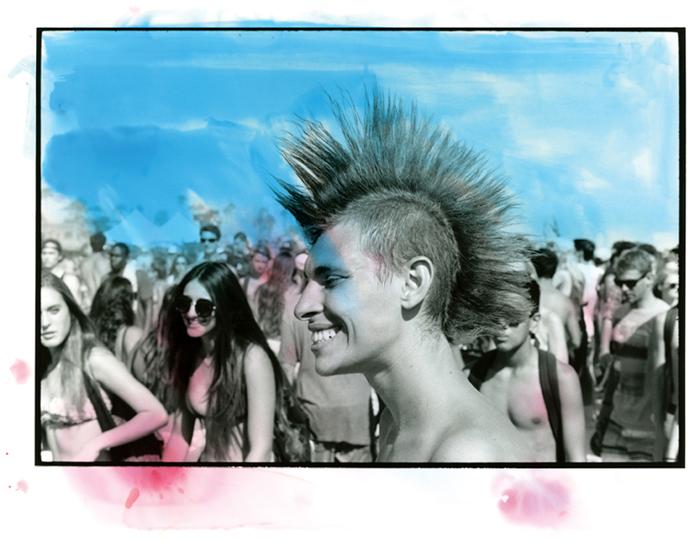 Ed Templeton: Hairdos of Defiance