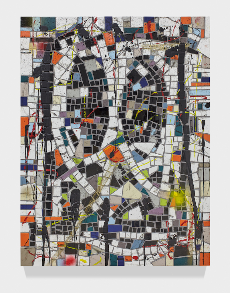 Rashid Johnson, Untitled Broken Men, 2018