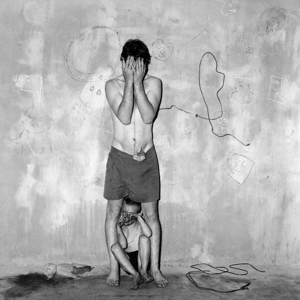Roger Ballen, Concealed, 2003