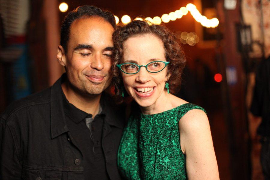 John and Lynn Tejada. Photo by Beau McGavin.