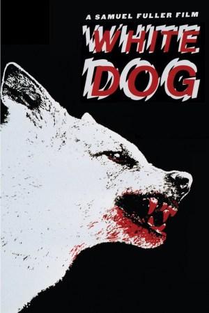 Sam Fuller's White Dog movie poster
