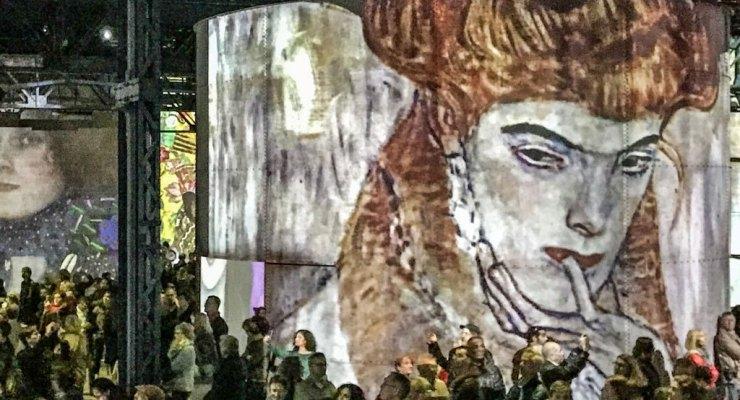 Immersive Forays Into Klimt, Schiele and Hundertwasser