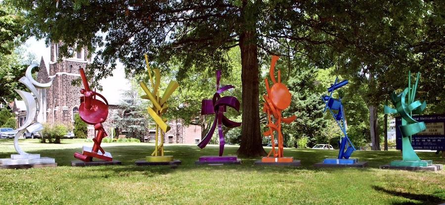 Richard Pitts, Crayons