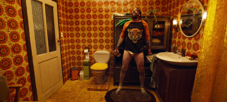 Visions of Fire and Fury In Panos Cosmatos's <i>Mandy</i>