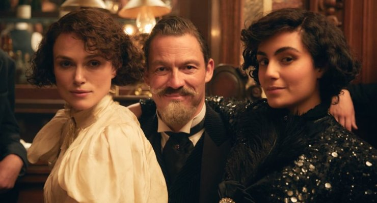 The Bawdy <i>Colette</i> Is Provocative And Fun