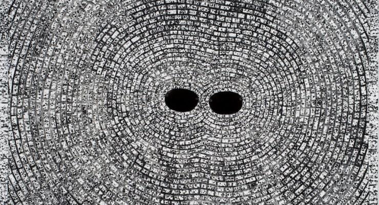 Jack Whitten: Self Portrait with Satellites