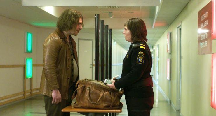 Eero Milonoff and Eva Melander in Border (2018)