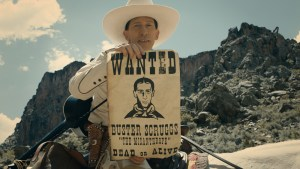 The Coen Brothers' <i>The Ballad of Buster Scruggs</i> Offers Whimsy But No Risks