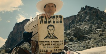 The Coen Brothers'<i>The Ballad of Buster Scruggs</i>Offers Whimsy But No Risks