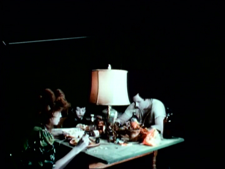 Virginia Maitland, Richard White, Robert Chadwick in David Lynch's The Grandmother (1970)
