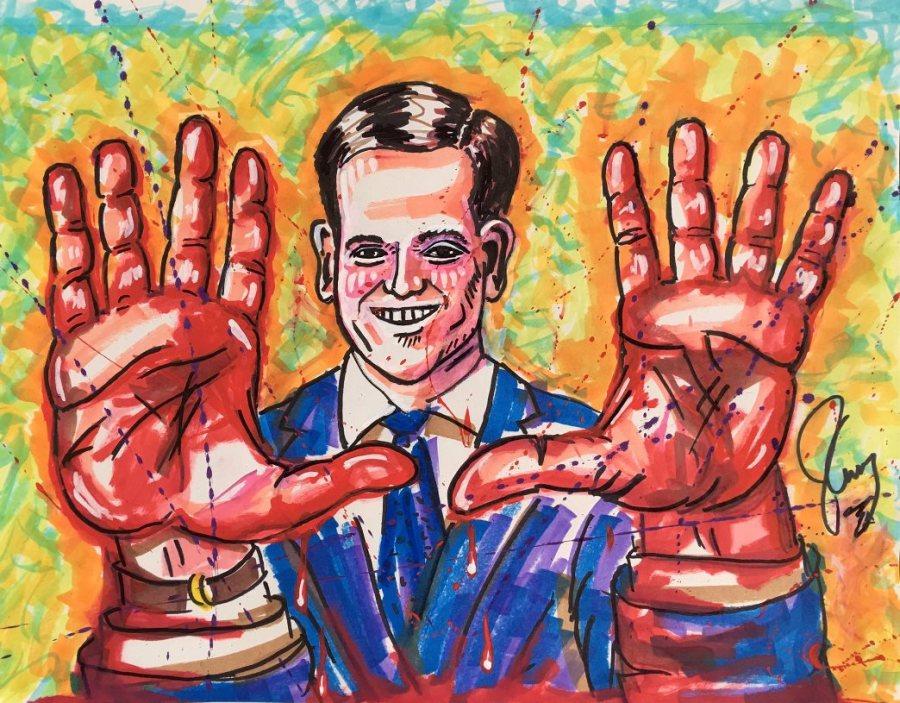 Jim Carrey, Marco Rubio