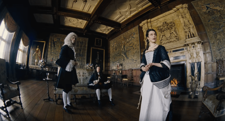 The Favorite (2018)