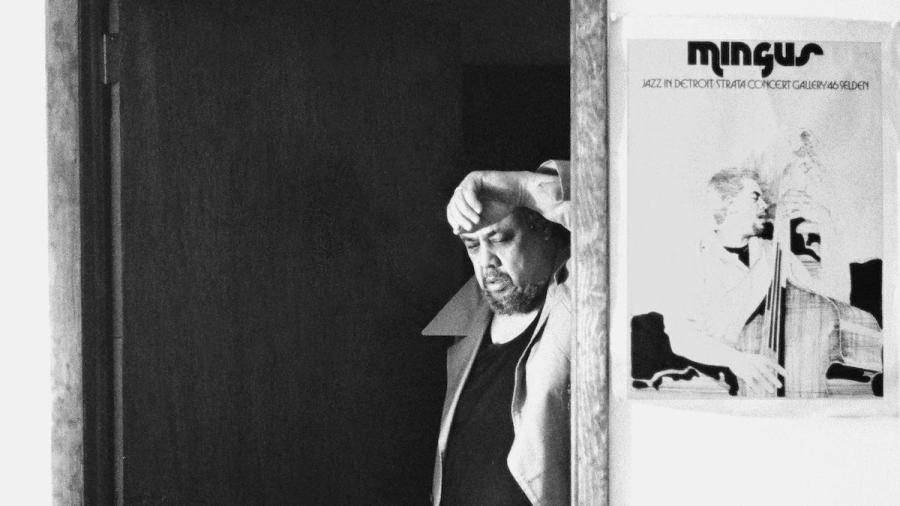 Charles Mingus, Jazz in Detroit/ Strata Concert Gallery/ 46 Selden