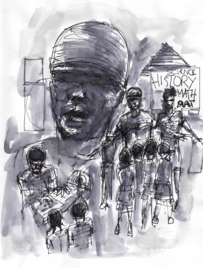 Chuck D's Jahi Nation at Riot Material Magazine