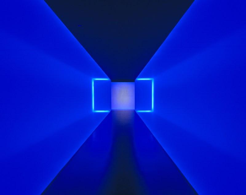 The Light Inside (1999)—James Turrell