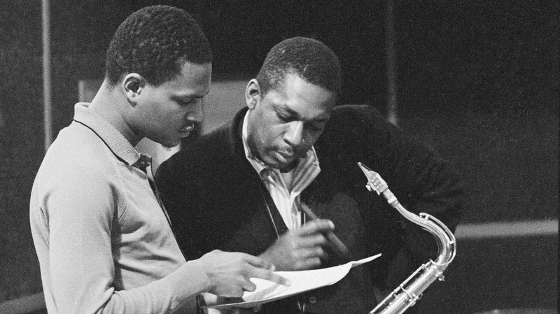 """McCoy Tyner. John Cotrane's """"Equinox,"""" following the release of Eric Dolphy's Modern Prophet, can be heard at Riot Material."""