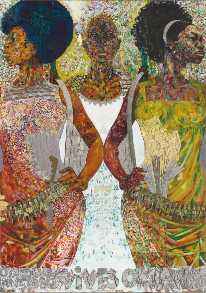 Jeff Donaldson's Wives of Sango, 1971