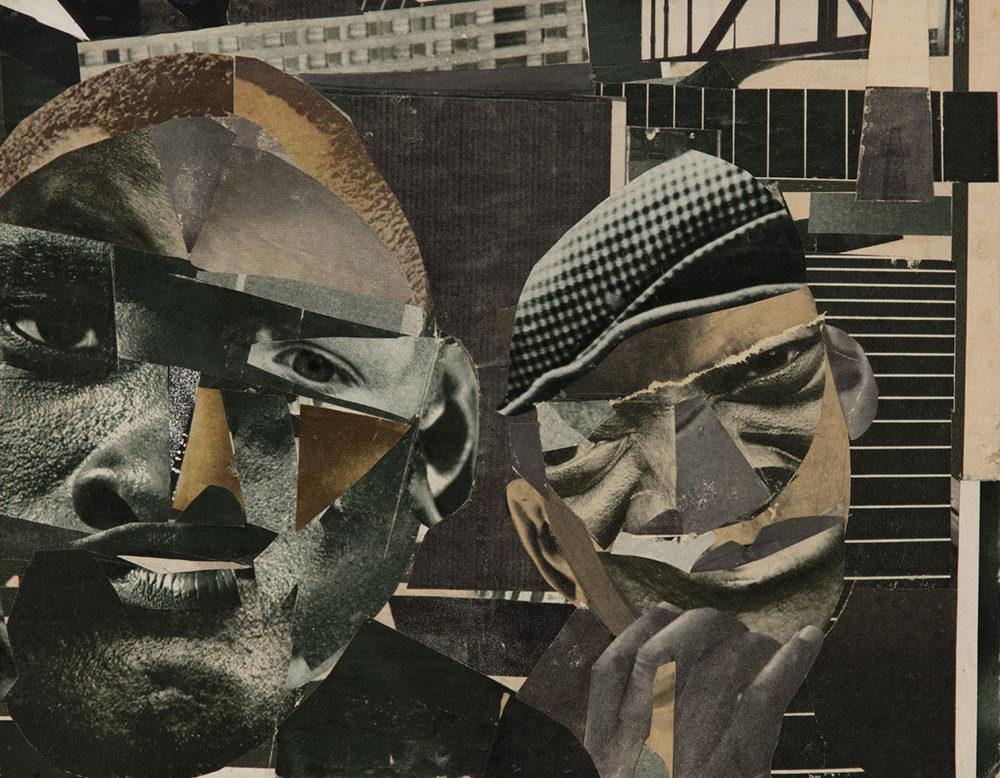Romare Bearden's Pittsburgh Memory, 1964