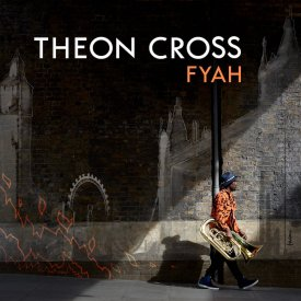 Theon Cross's new release, Fyah, is reviewed at Riot Material.