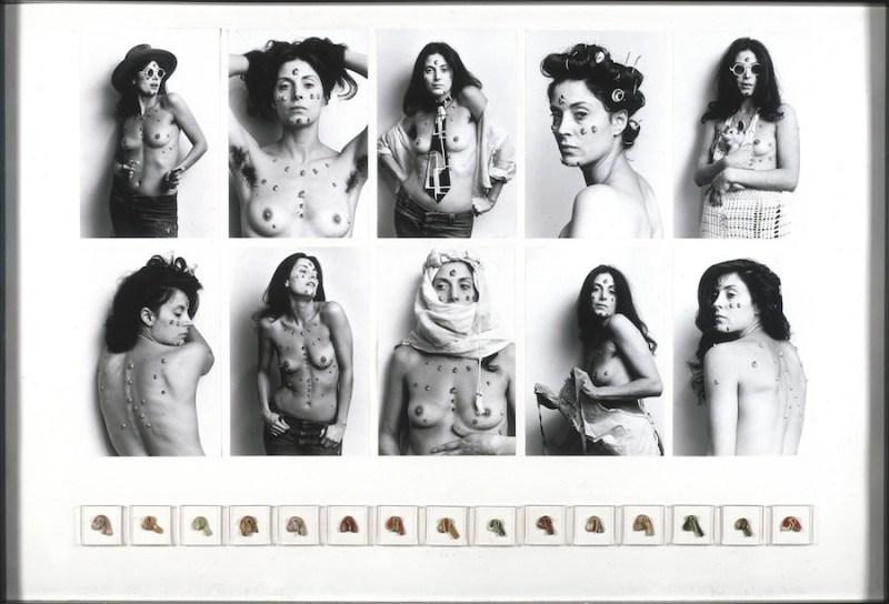 Hannah Wilke S.O.S. - Starification Object Series 1974-82